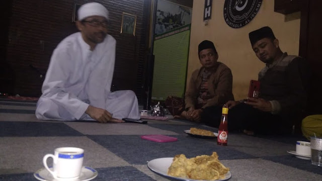 Hasil Tabayyun Himasal Malang dengan Pimpinan NU GL Luthfi Bashori