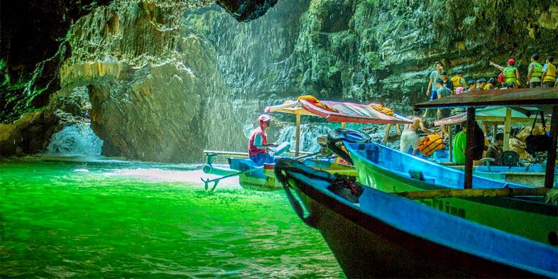 Green Canyon Pangandaran Jawa Barat