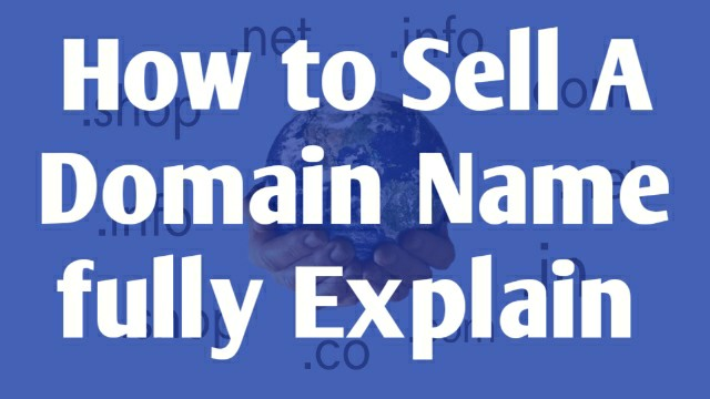 how-to-sell-a-domain-name