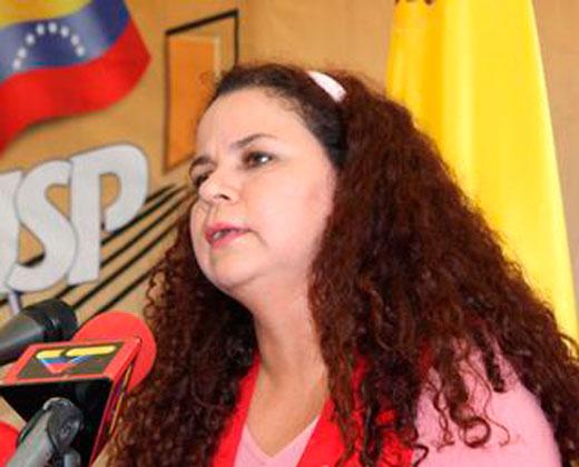Iris Varela a Capriles: Llores, chilles o patalees referéndum no hay