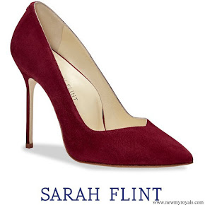 Meghan Markle wore Sarah Flint Perfect Pumps