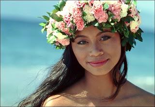 Jumeaux Et Sacs A Dos La Polynesie Francaise