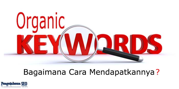 Cara Mendapatkan Organic Keywords