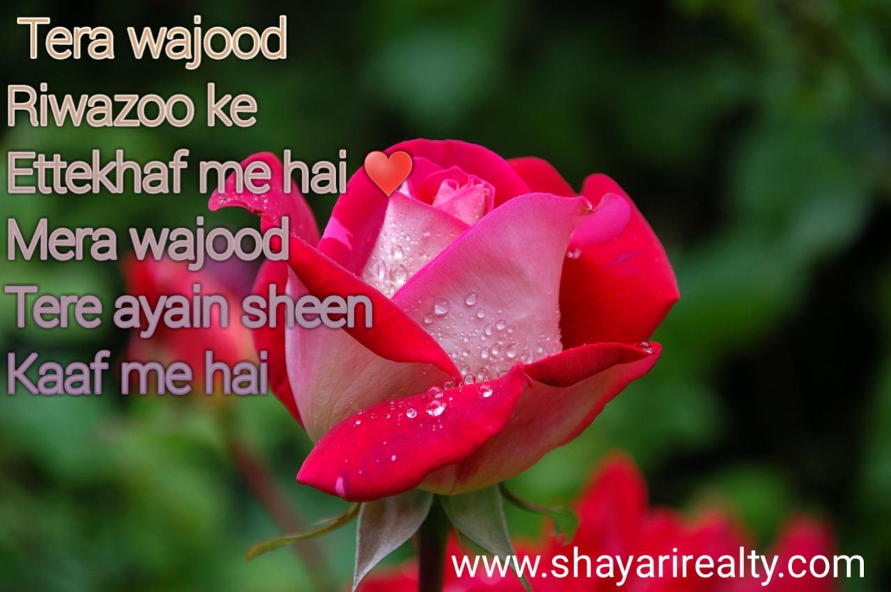 Love shayari wallpaper