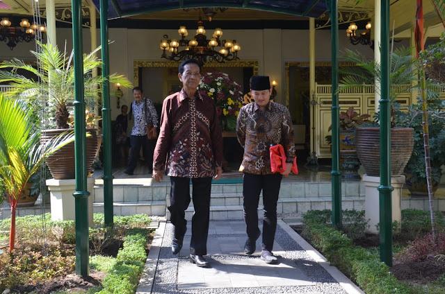 Sri Sultan Hamengku Buwono X Restui Trenggalek Menjadi Bagian Keraton Ngayogyakarta Hadiningrat di Bidang Budaya