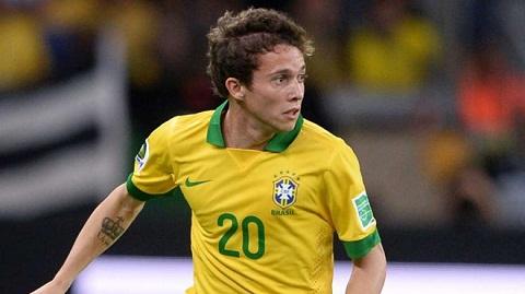 Bernard đội tuyển Brazil