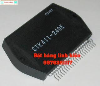 IC STK411-240E điện tử
