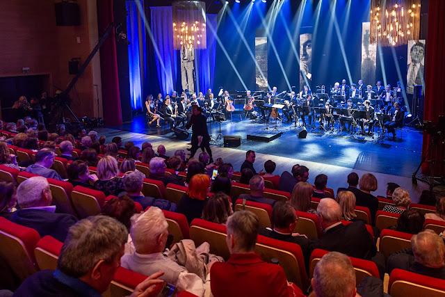"""""""Samo jednom se ljubi"""" – sjećanje na Ivu Robića:  koncertom Jazz orkestra HRT-a s gostima pjevačima otvoreni Glazbeni dani HRT-a 2020.u Opatiji"""