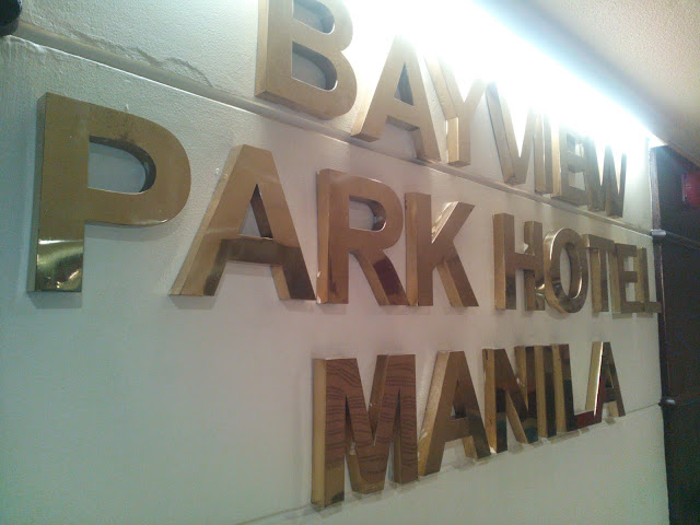 Hotels Near Manila Airport bayview park hotel