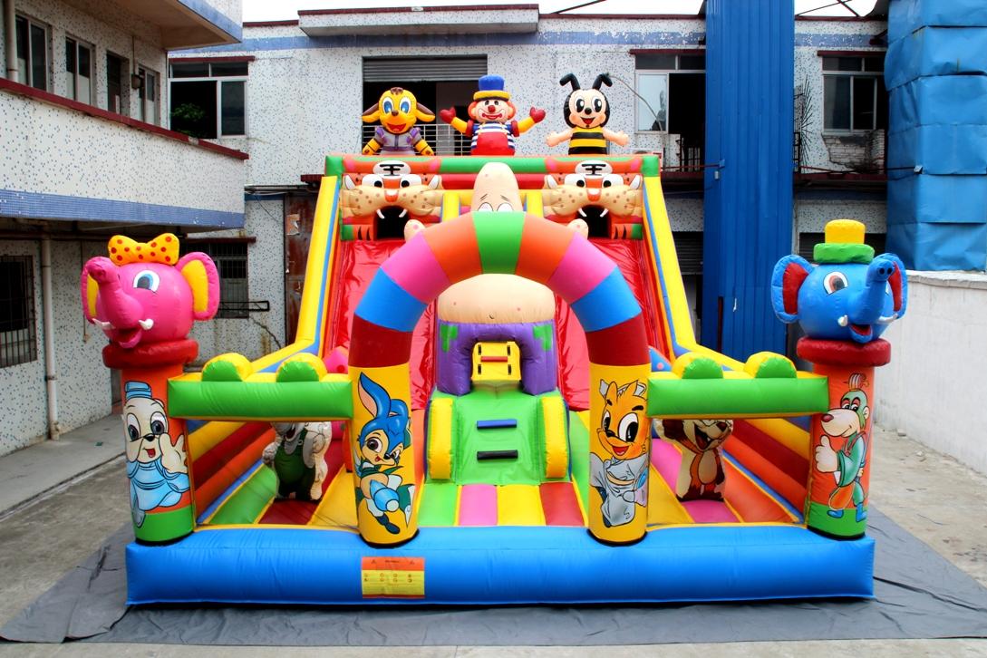 rumah balon | istana balon | balon loncat 23