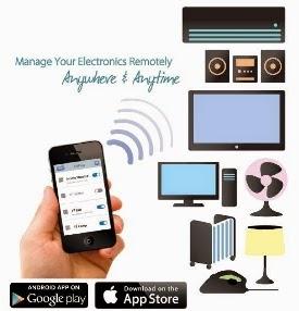 Cara Mematikan Perangkat Elektronik Melalui Smartphone