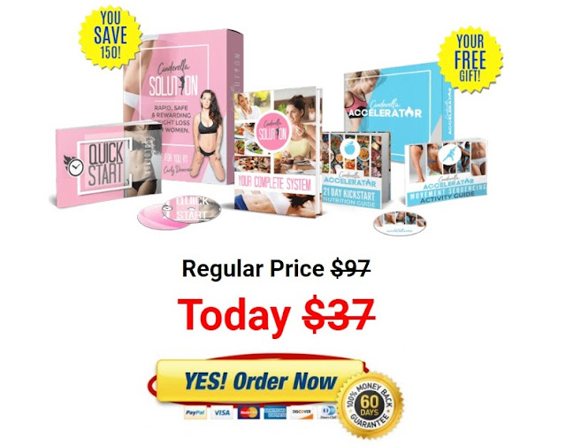 Cinderella Solution Diet  Authorized Dealers March