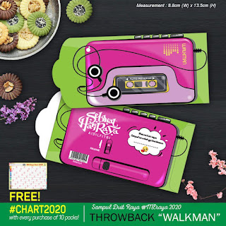 Sampul Duit Raya Walkman