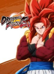 โหลดเกมส์ [Pc] DRAGON BALL FIGHTERZ - Gogeta (SS4)