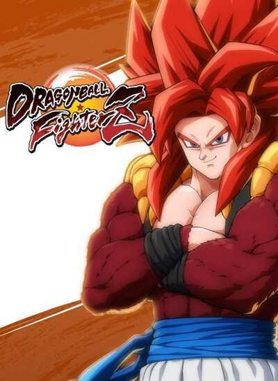โหลดเกมส์ [Pc] DRAGON BALL FIGHTERZ - Gogeta (SS4)