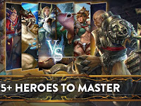 Game Vainglory APK v1.22.1 Full Version For Android 2016