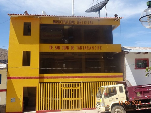 Municipalidad Distrital de San Juan de Tantaranche (Huarochiri)