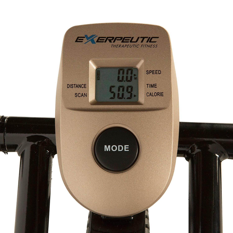Exercise Bike Zone Exerpeutic Gold Xl9 Aero Elliptical