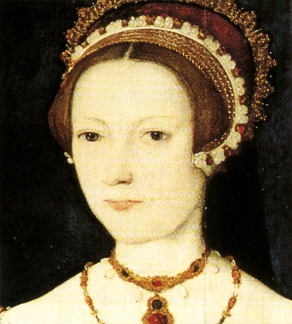 Katherine Parr, Queen of England
