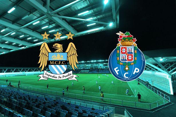 بث مباشر مباراة مانشستر سيتي وبورتو