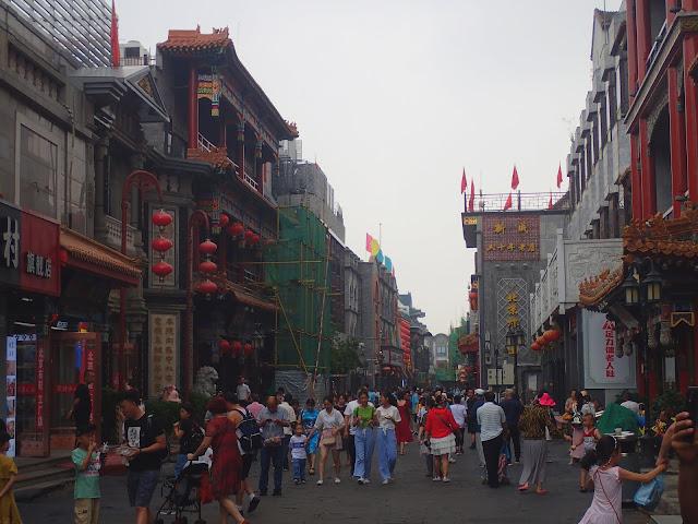 Pekin jest zupełnie inny, niż miasta w Europie