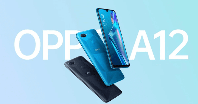 OPPO A12 Launched in Nepal