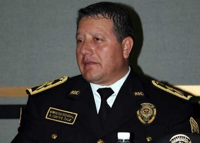 Jefe de policías, corporaciones de seguridad