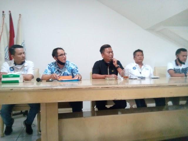 SMSI Launching Tiga News Room di Indonesia