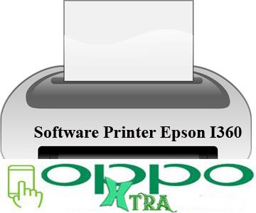 Software Printer Epson I360