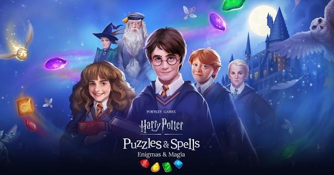 Harry Potter: Enigmas & Magia APK