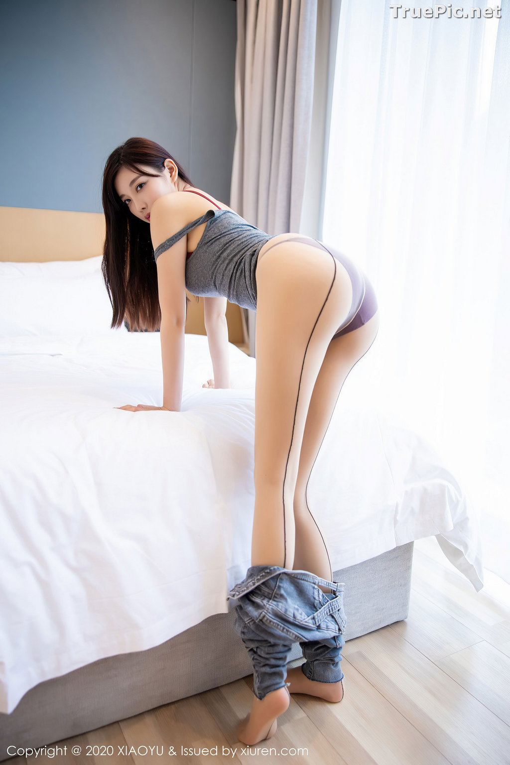 Image XiaoYu Vol.414 - Chinese Model - Yang Chen Chen (杨晨晨sugar) - Sexy Fitness Girl - TruePic.net - Picture-38