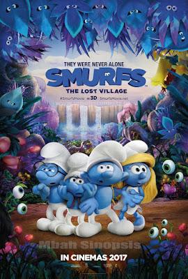 Sinopsis Film Smurfs The Lost Village 2017