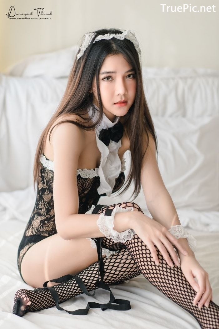 Image Thailand Model - Phitchamol Srijantanet - Sexy Maid - TruePic.net - Picture-4