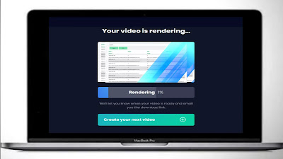 How to create a video in Viddyoze?