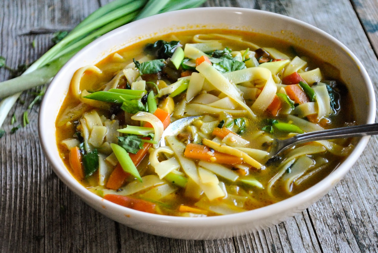 Spicy vegan noodle soup with mushrooms nepali thukpa vegansandra is there anything better with this kind of crispy winter weather and i cant eat this heavenly veggie and dumpling forumfinder Choice Image