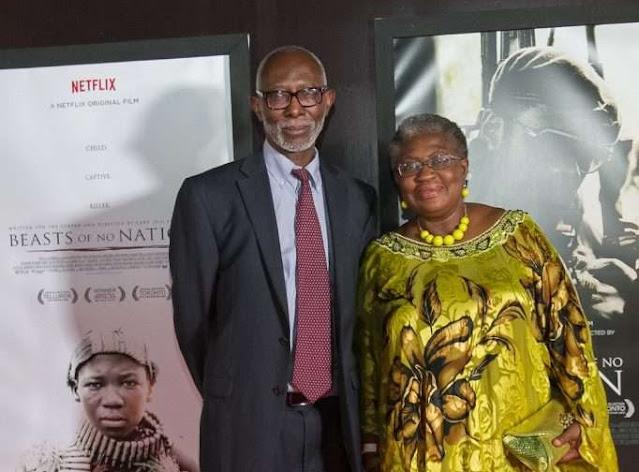 Dr. Ikemba Iweala