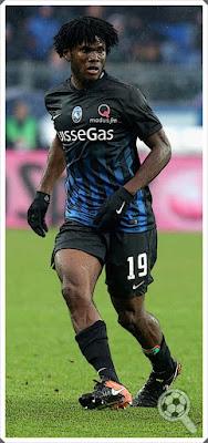 Franck Kessie Atalanta