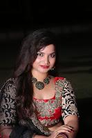 Sirisha Dasari in Red Ghagra Backless Choli ~  036.JPG