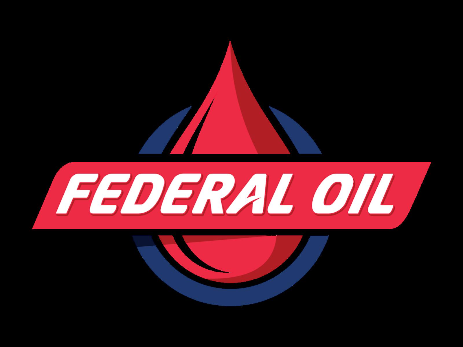 Logo Federal Oil Format PNG