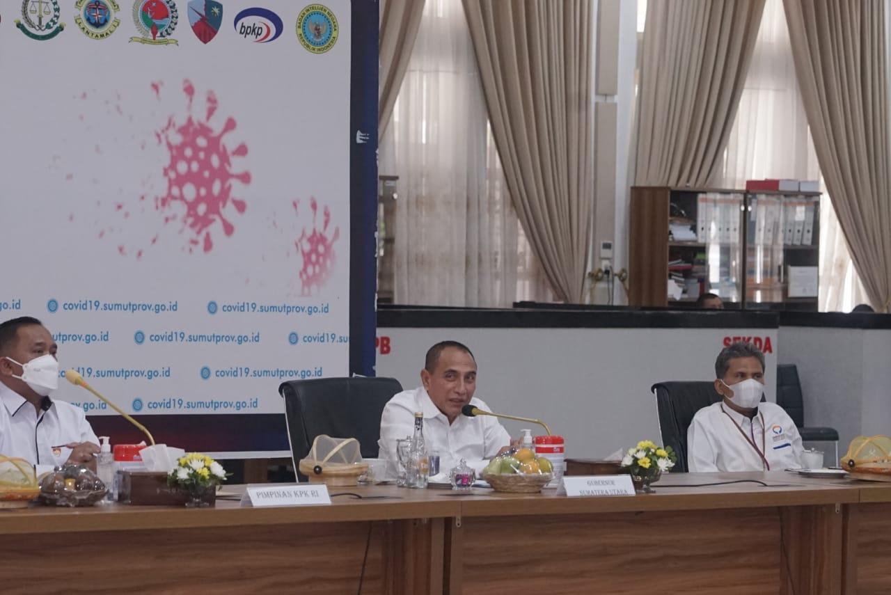 Gubernur Sumut  : Pelayanan Publik Prima Sebagai Bentuk Hadirnya Pemerintah Ditengah Masyarakat