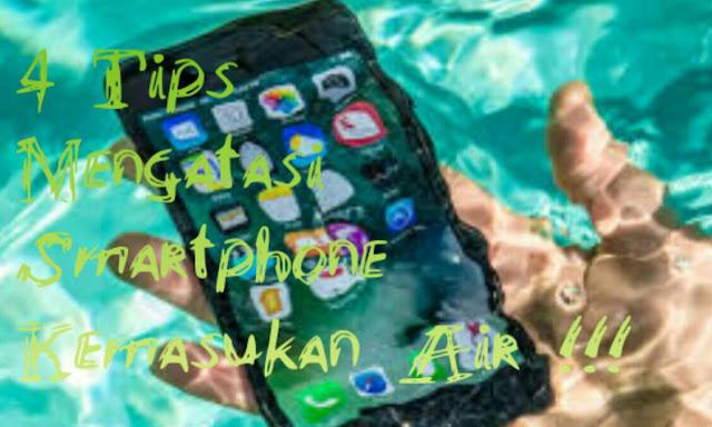 Cara Mengatasi Hp Android Kemasukan Air Baterai Tanam
