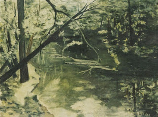 creek painting for sale
