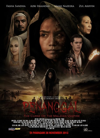 Ma Nữ 2013 - Penangal: The Curse Of The Malayan Vampire