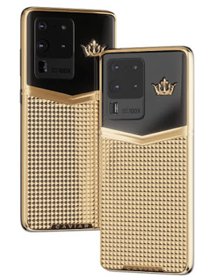Gold launch Galaxy S20 Ultra with Joker