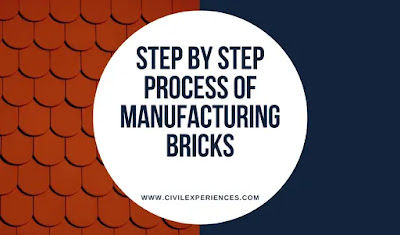 Step by Step Process of Manufacturing Bricks | Process of Manufacturing Bricks