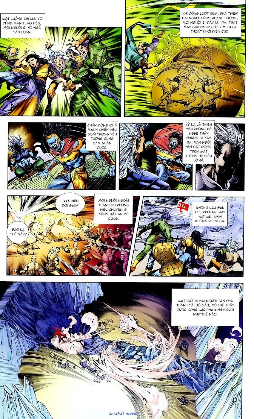 Cơ Phát Khai Chu Bản chapter 101 trang 17