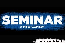 Daniel visits Alan Rickman's Seminar