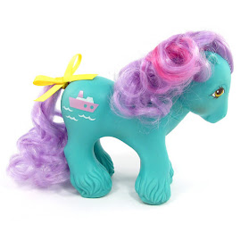 My Little Pony Salty Year Five Big Brother Ponies G1 Pony
