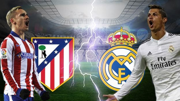 Atlético de Madrid vs Real Madrid EN VIVO por LaLiga