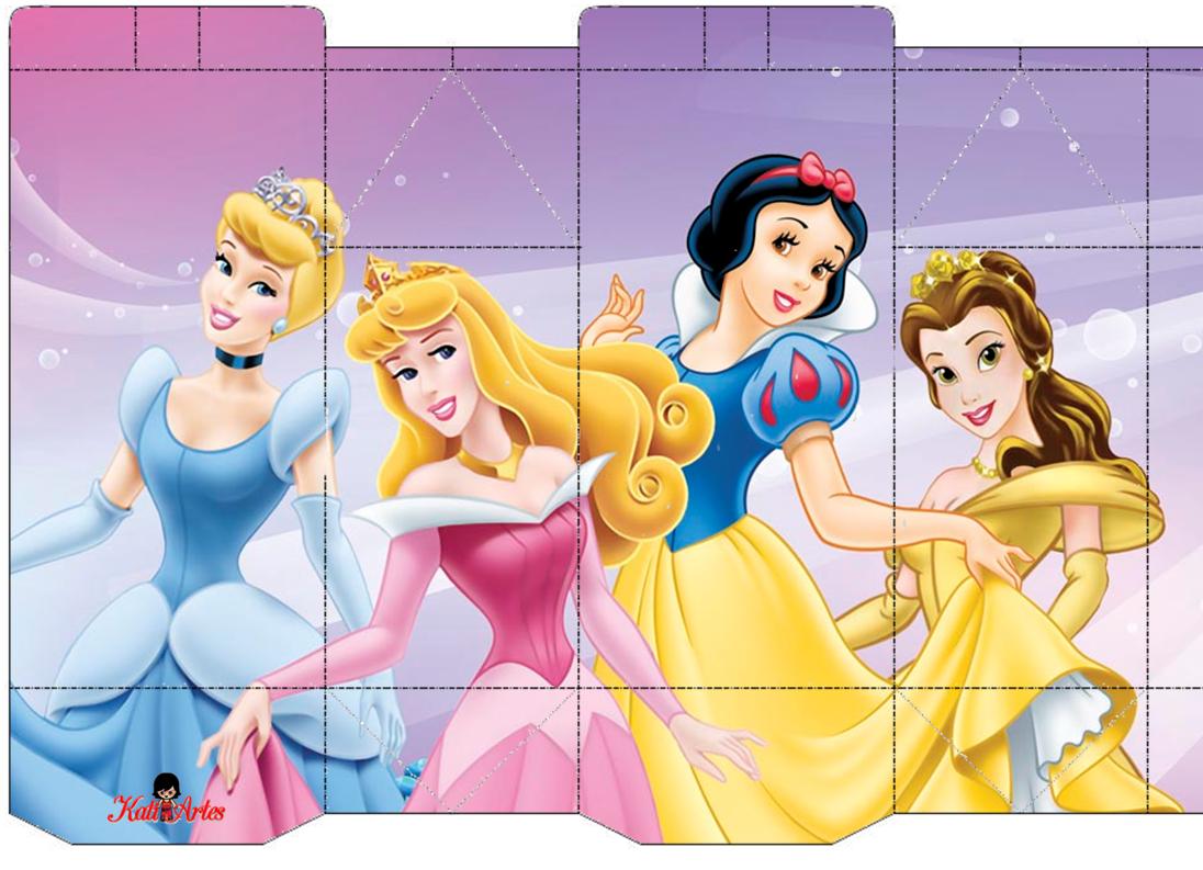 Disney Princess Free Printable Boxes Oh My Fiesta In